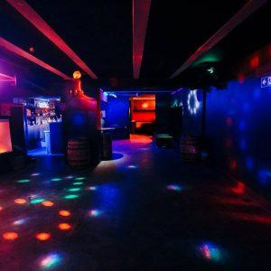 Partylocation mit Dancefloor - Partyraum Berlin Mitte