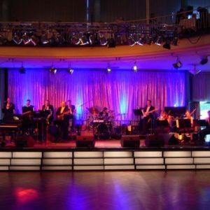Abiball Location Berlin - Ballsaal vom Palais am Funkturm
