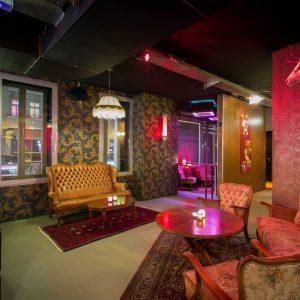 Partylocation & Club mit 2 Floors in Friedrichshain zum Mieten