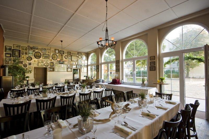 Eventlocation Friedrichshagen für Dinner