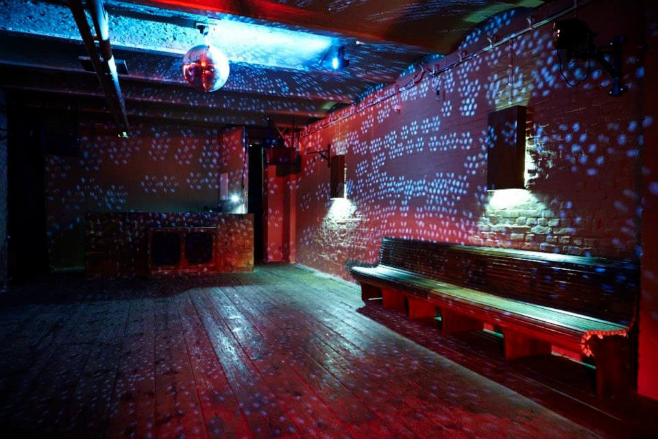 Club & Location in Kreuzberg (Bergmannkiez) zum Mieten