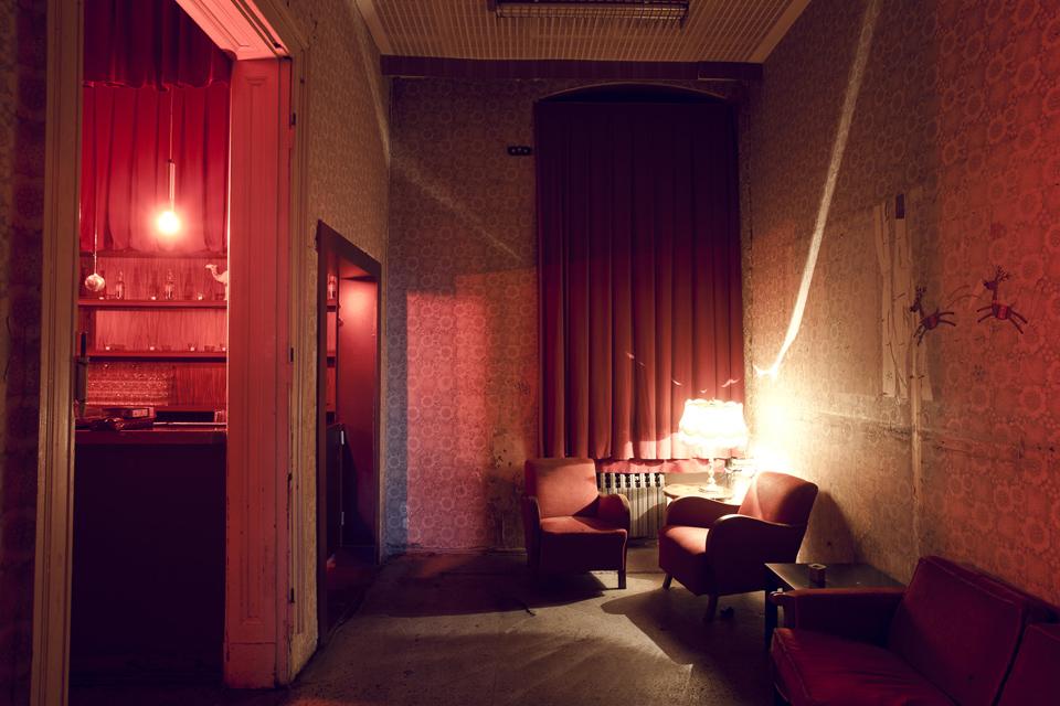 Club in Berlin Mitte mieten – Oranienburger Straße 01
