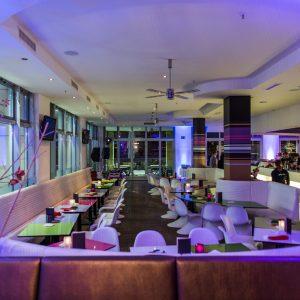 Lounge an der Spreepromenade für Geburtstag oder Weihnachtsfeier zum Mieten