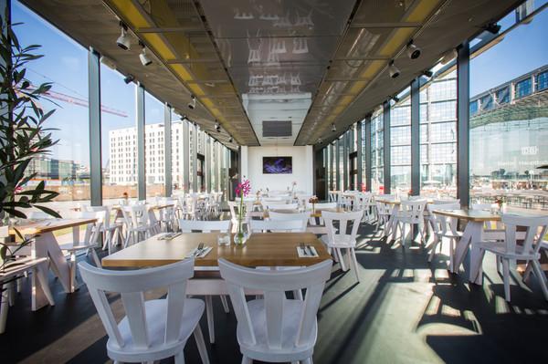 Event Location direkt am Hauptbahnhof für Weihnachtsfeier, Sommerfest und Firmenfeier.