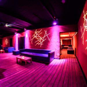 Günstiger Partyraum für 18. Geburtstage mit Tanzfläche und Bar in Berlin Friedrichshain