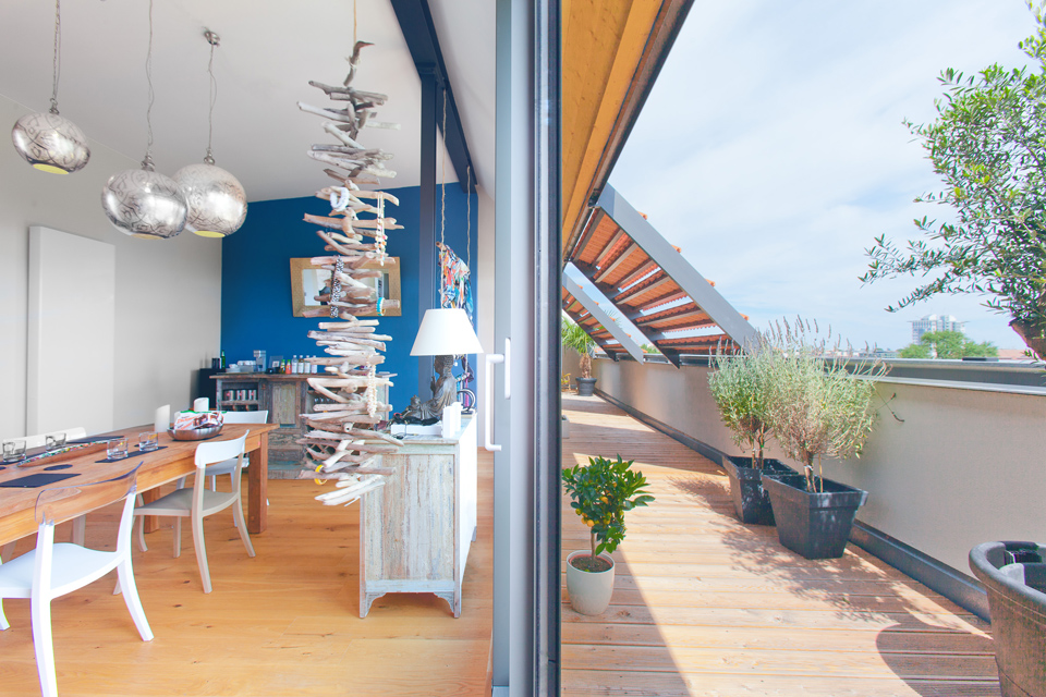 Futuristisches Interieur Loft Wohnung ~ Alle Ihre Heimat Design ...