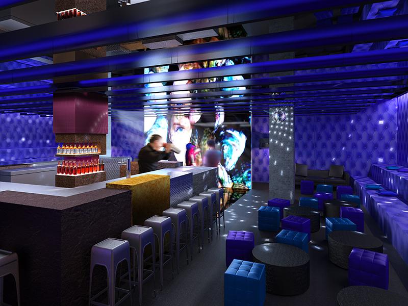 Moderner Club am Berliner Alexanderplatz mieten