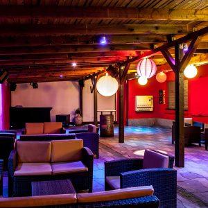 Chillout Lounge in Friedrichshain für Geburtstage mieten