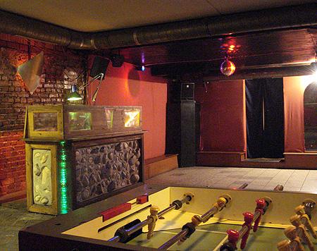 Bar / Club in Prenzlauer Berg zum Mieten für bis zu 160 Personen