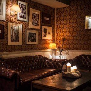 Stilvoller Vintage Club – versteckt im Szeneviertel Boxhagener Platz