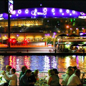 Eventlocation direkt an der Spree (für 30-200 Personen)