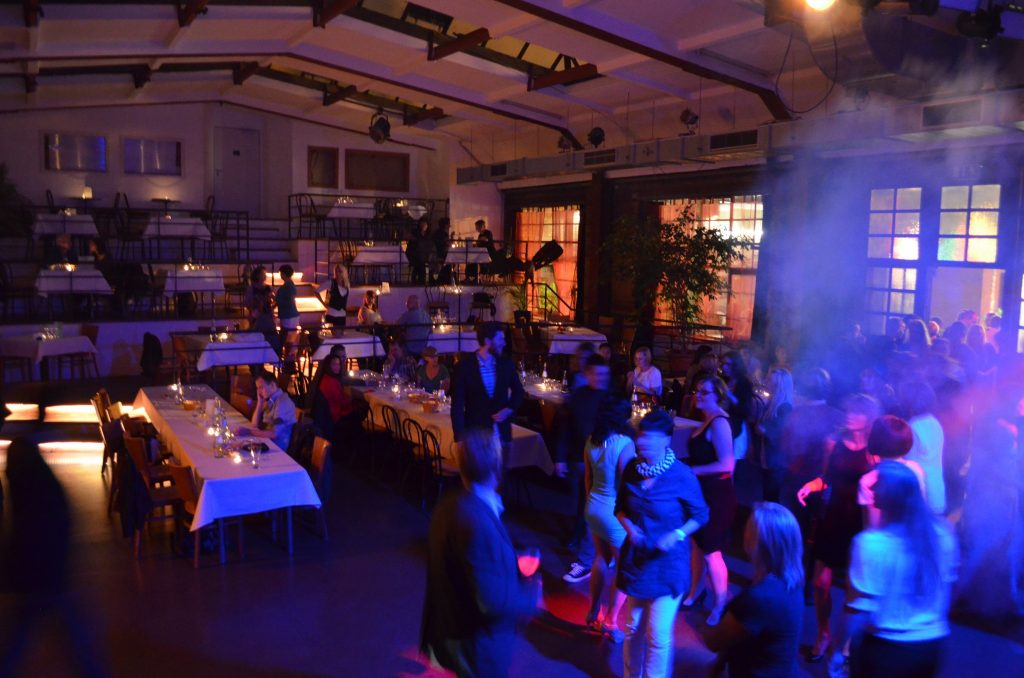 Eventlocation mit Industrie-Loft-Charakter & Fabrik-Flair