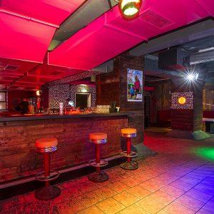 Club Friedrichshain für Junggesellenabschied in Berlin