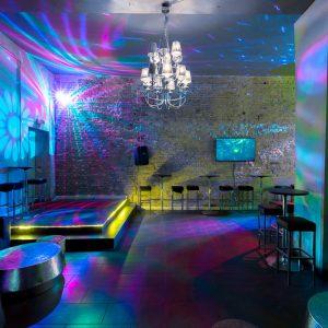 Tanzfläche im Partyraum Charlottenburg / Tiergarten