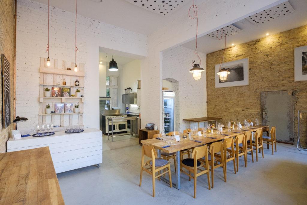 Tolle Location in Charlottenburg zur Selbstversorgung mit Küche/All inclusive/Kochschule zur miete