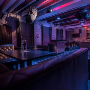 Club Floor mit Sitzecke