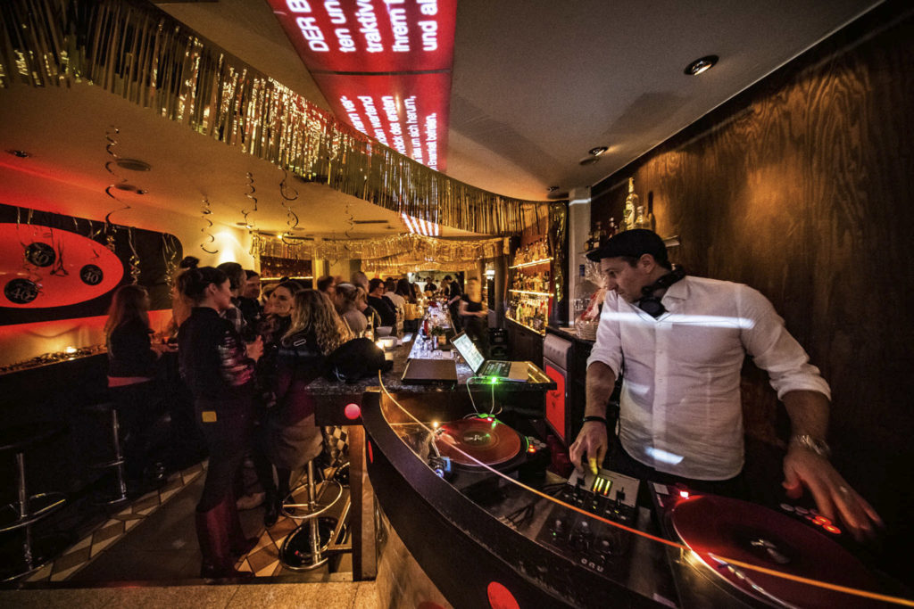 Party- und Cocktailbar in Wilmersdorf (40 bis 80 Personen)