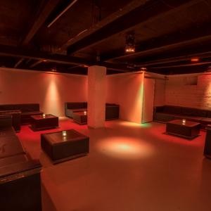Großer Partyraum in Friedrichshain zum Mieten - Lounge Bereich