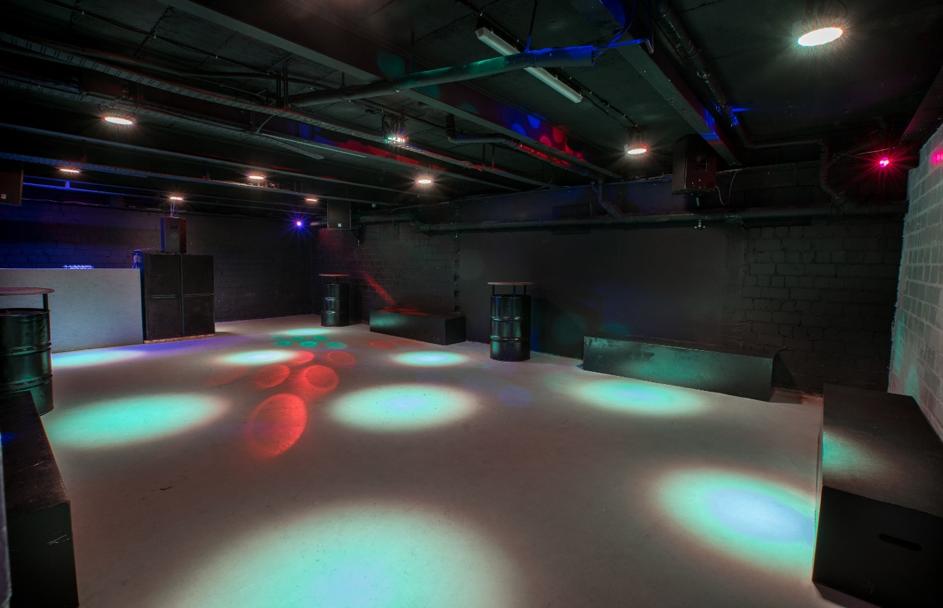 Partyraum in Friedrichshain für 50-200 Personen
