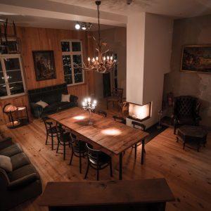 6 besondere Räume für besondere private Anlässe (20-80 Personen)