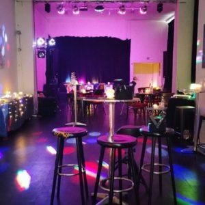 Wandelbare Location direkt in Berlin Charlottenburg für bis zu 150 Personen