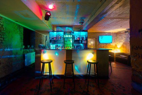 Partyraum in Charlottenburg mit Bar zum Mieten