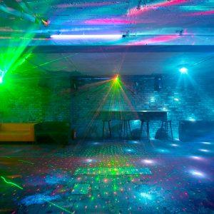 Partyraum in Charlottenburg für 40 bis 400 Personen (mietfrei)