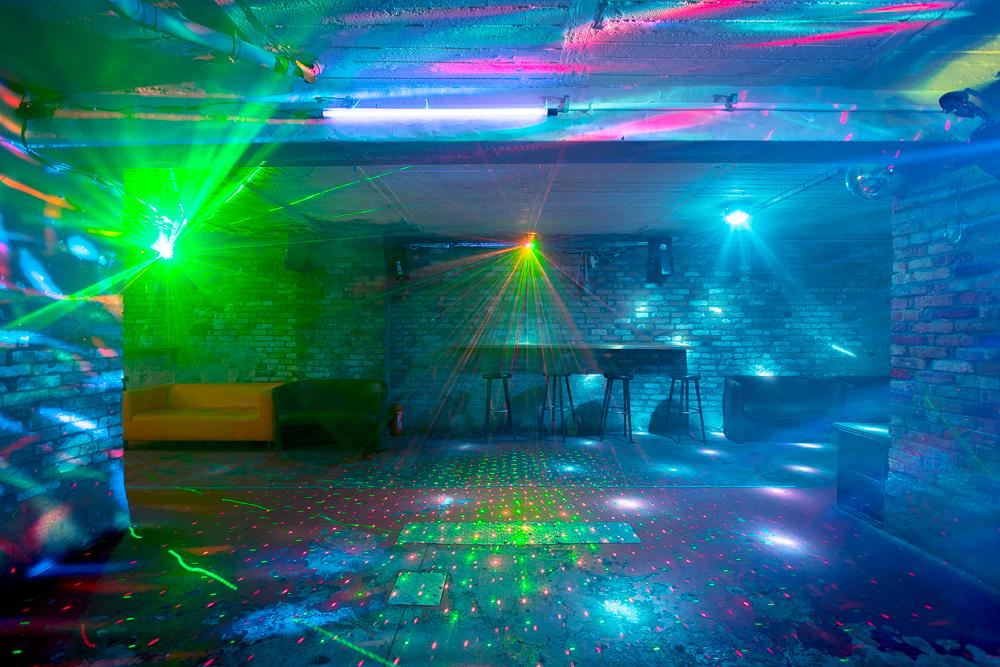 Partyraum in Charlottenburg für 60 bis 400 Personen (mietfrei)
