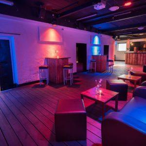 Partyraum für 30-200 Personen in Friedrichshain