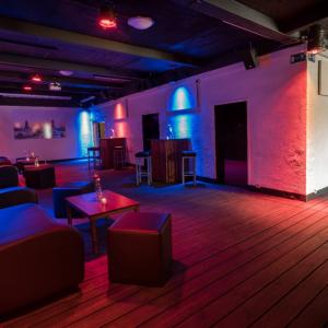 Partyraum in Friedrichshain mieten - Loungebereich