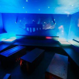 Partyraum für 10-50 Personen im Club am Hackeschen Markt